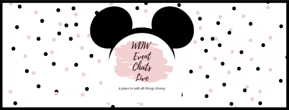 WDW Event Chats